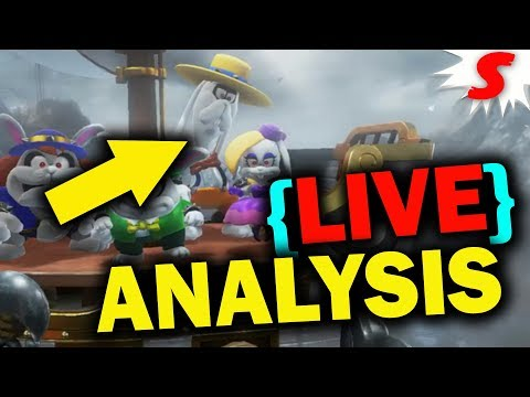 Only 7 Days Remain....and A LOT is left to be found. Super Mario Odyssey Analysis LIVE