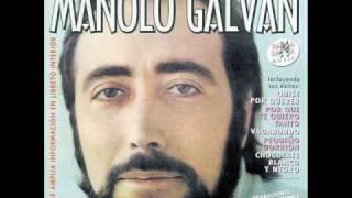 MANOLO GALVAN - ALAS DEL SILENCIO