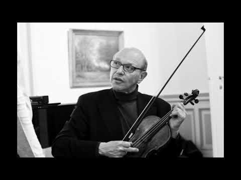 "Mauricio Fuks- 1998 CBC Radio ""In Performance"" interview- Part 1"