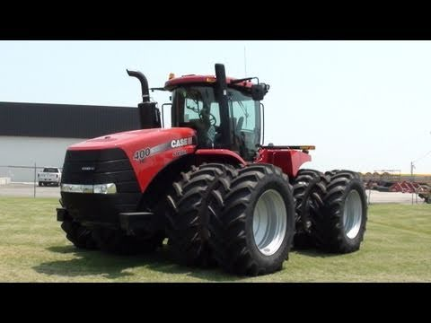 Case IH Steiger Tractors - Tracks And Four Wheel Drive - Farm Equipment