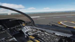 F / A-18C HORNET  - MR4K ICEMAN   DCS Oculus VR
