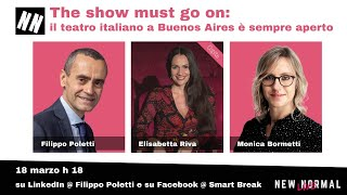 Elisabetta Riva da Buenos Aires, la grande manager che ha fatto rinascere il teatro Coliseo