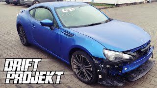 Drift Project - Subaru BRZ #1 - Car Purchase
