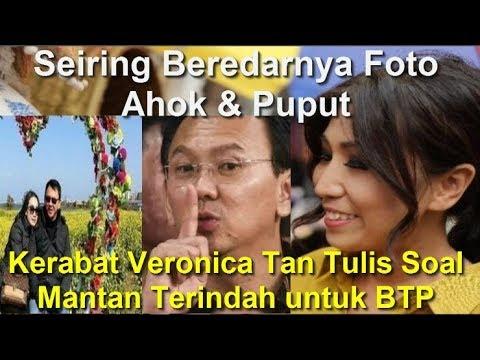 Seiring Beredarnya Foto Ahok Puput, Kerabat Veronica Tan Tulis Soal Mantan Terindah untuk BTP Mp3