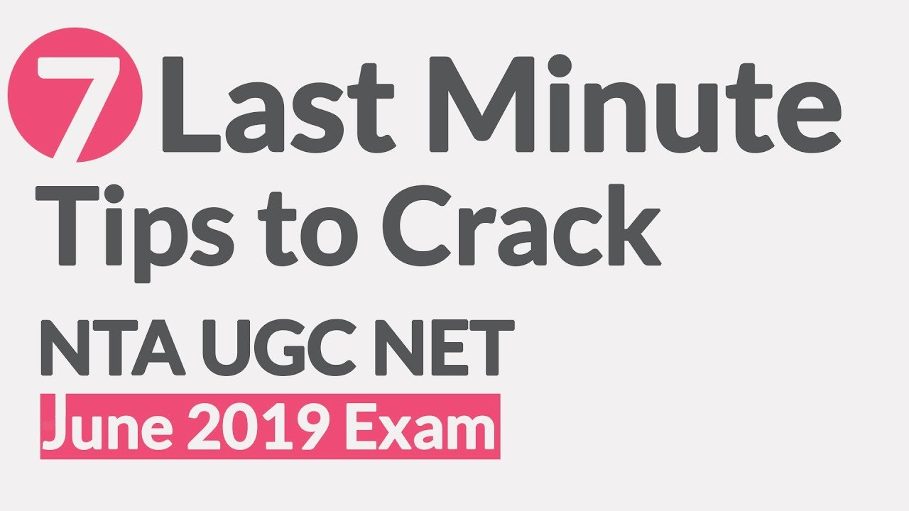 UGC NET 2019: Important Reading Comprehension Questions with