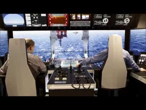Centre for Marine Simulation - Hibernia Offshore Operations Simulator