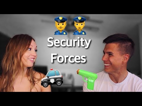 Security Forces in the Air Force: What's it like?   Elora Jean