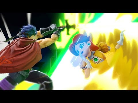 Super Smash Bros. Ultimate: Offline: Carls493 (Ike) Vs. AC19 (Daisy)