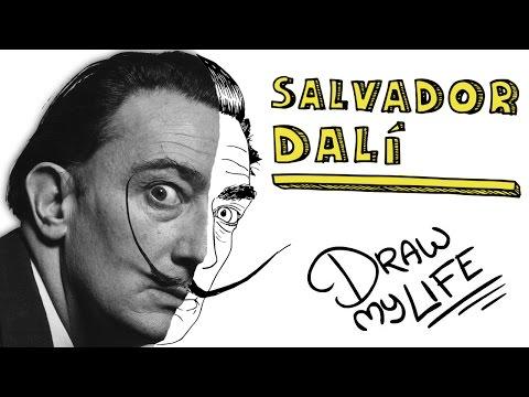 SALVADOR DALÍ  Draw My Life
