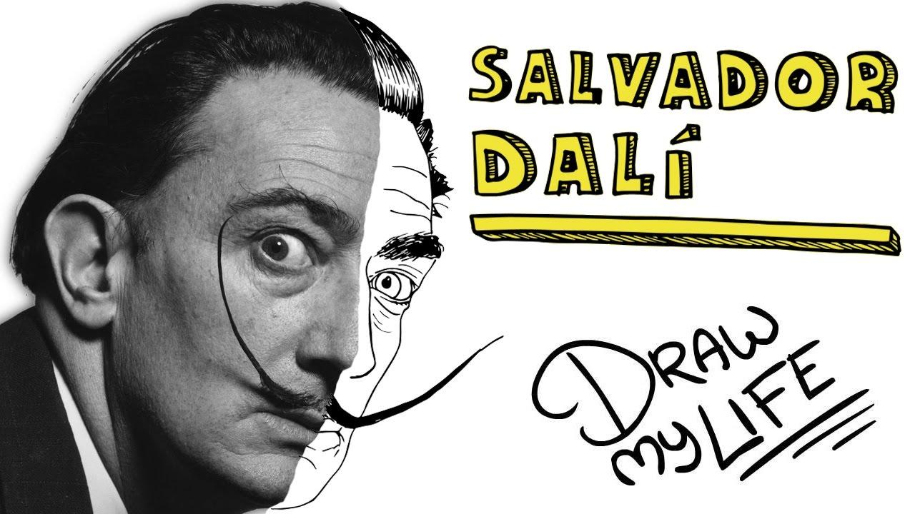 SALVADOR DALÍ | Draw My Life