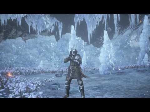 Dark Souls 3 - Ashes of Ariandel Weapon & Armor Showcase
