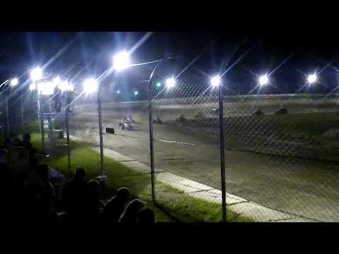 9/7/18 Legion Speedway 500cc Granite State Mini Sprint Feature