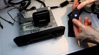 Jak podłączyć pendrive, AUX, kartę SD do radia samochodowego