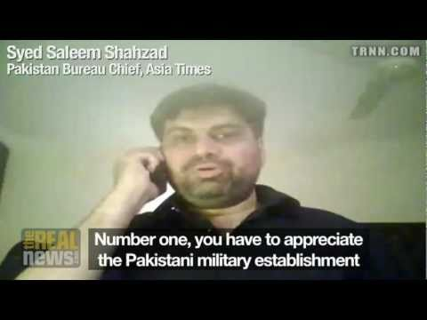 The Last Interview of Syed Saleem Shahzad
