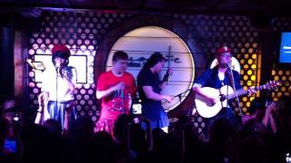 F BAND - The moon represents my Jar of Heart (with Nobody) @ ACOUSTIC BAR WOMEN's DAY 2014