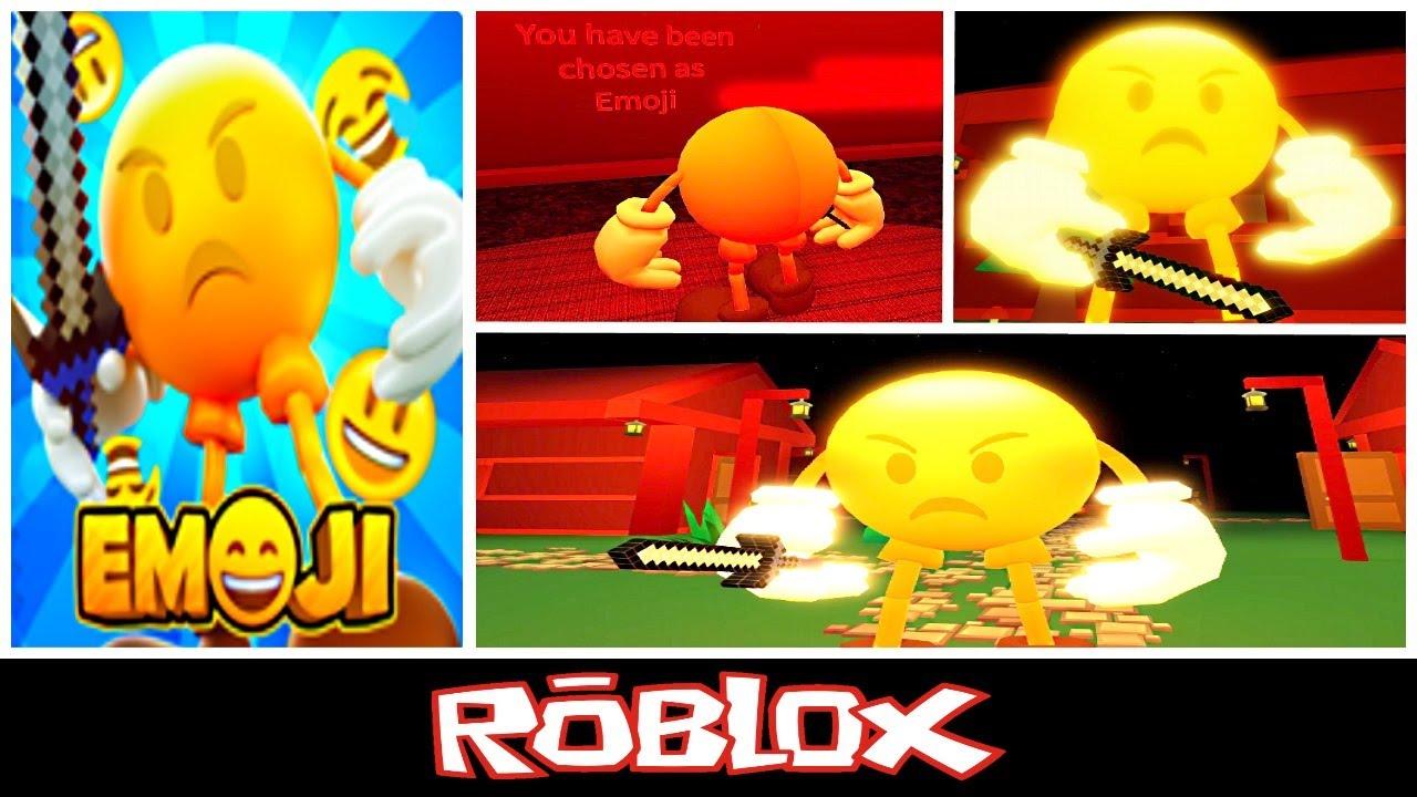 New Emoji Obby Roblox Playing As Emoji Emoji By Era Games Roblox Youtube