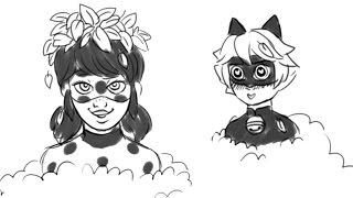 Miraculous Ladybug Comic / Çizgi Roman ''Do I Look Good Enough To Eat?''