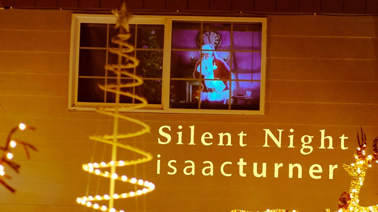 Silent Night - isaacturner (Keizer Miracle of Christmas 2016) - YouTube