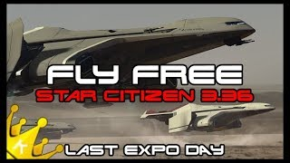 Slaughtered By Guards, Last Expo Day, Mustang Flyby & Hammerhead Bug