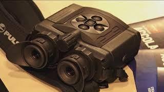 Оптические приборы для охоты. Тепловизионные бинокли Accolade.