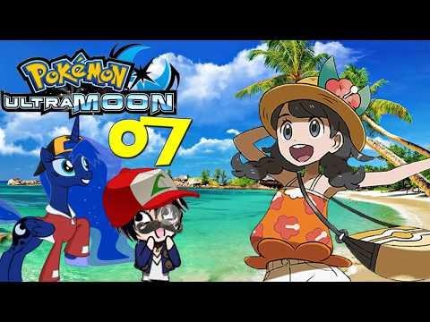 Pokemon Ultra Moon 07 Legal a los 11