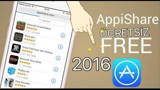 iPhone JailBreaksiz Ücretli Uygulamaları Ücretsiz İndirme 2016 YENI