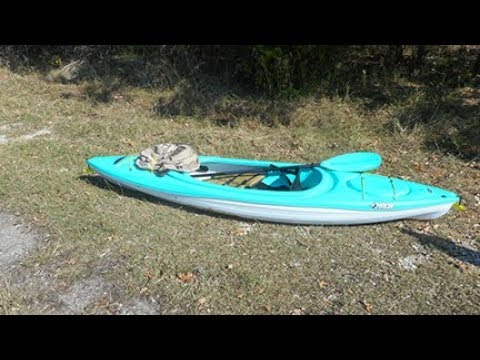 Pelican Trailblazer 100 Kayak Review | Best Kayak Reviews