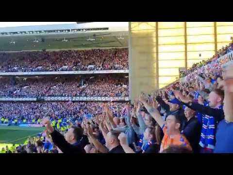 RANGERS 2-0 CELTIC | THE BEST ATMOSPHERE IN THE WORLD! | 12/5/19