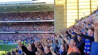 RANGERS 2-0 CELTIC | THE BEST ATMOSPHERE IN THE WORLD! | 12/5/19 Video