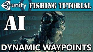 Dinamik yol İşaretleri Oluşturma 01 Birlik Balık AI Öğretici -