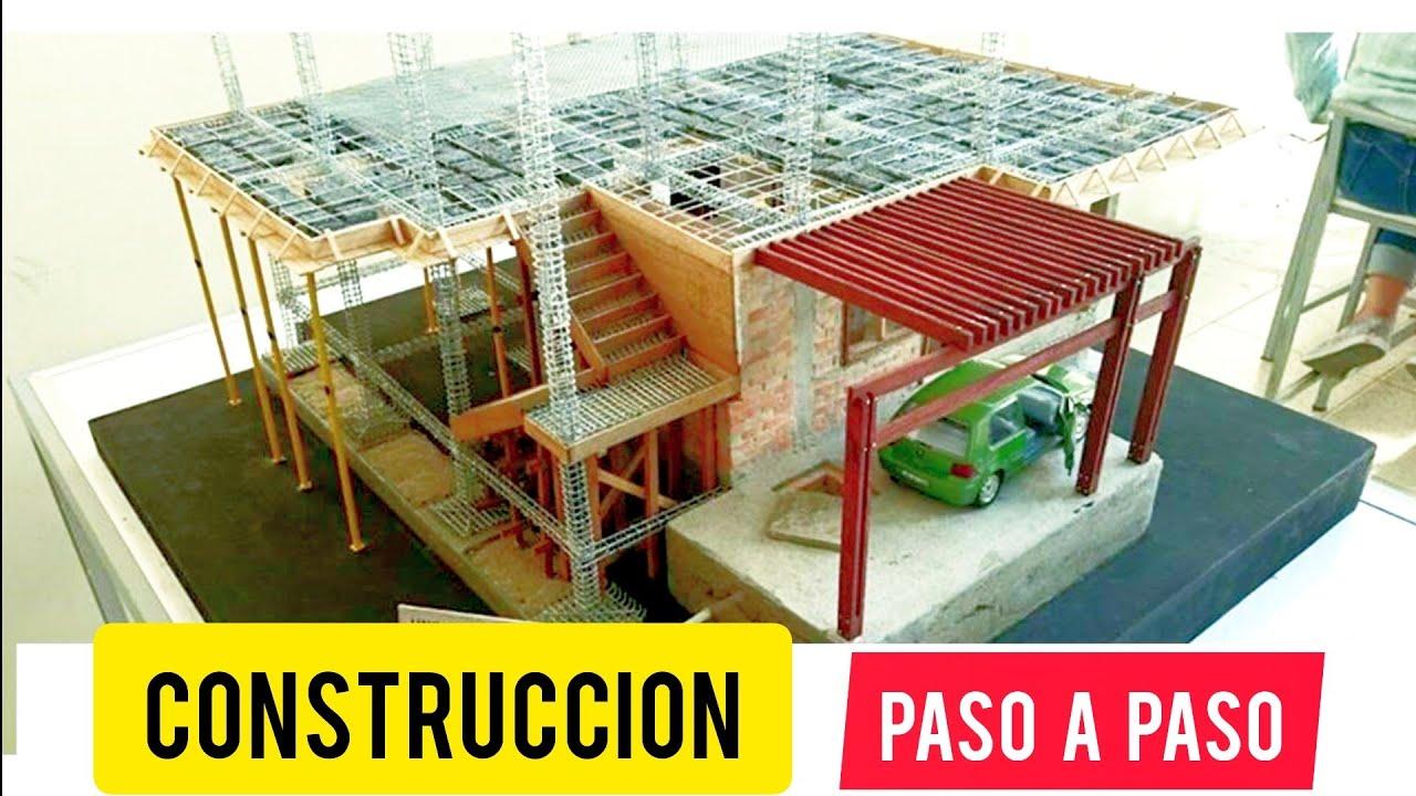 Super tutoria maqueta con materiales reales - Casas miniaturas para construir ...