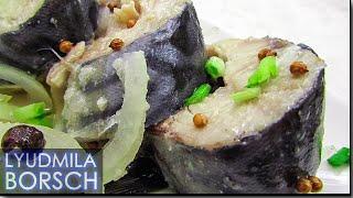 # 37 Самая вкусная маринованная СКУМБРИЯ по домашнему