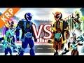 Pivot Kamen Rider Ghost VS Spectre 【仮面ライダーゴースト】