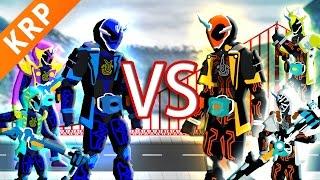 Pivot Kamen Rider Ghost VS Spectre 【仮面ライダーゴースト】 thumbnail