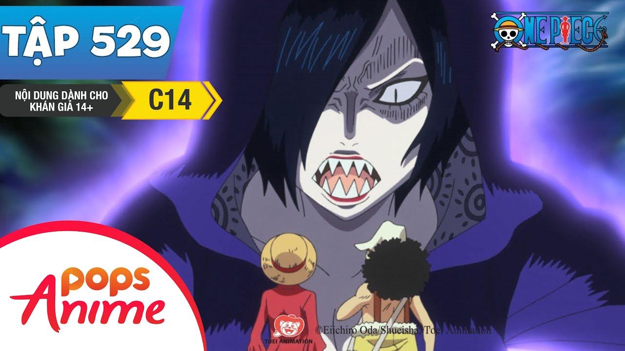 One Piece Tập 529 - Sự Diệt Vong Của Đảo Người Cá!? Lời Tiên Tri Của Shyarly - Đảo Hải Tặc