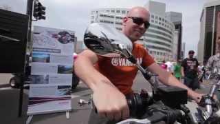 Yamaha FZ-09 Tour