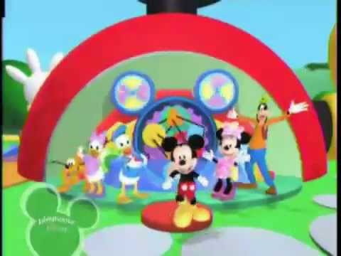 HOT DOG SONG - Mickey Mouse Clubhouse - HIGH QUALITY W/ LYRICS