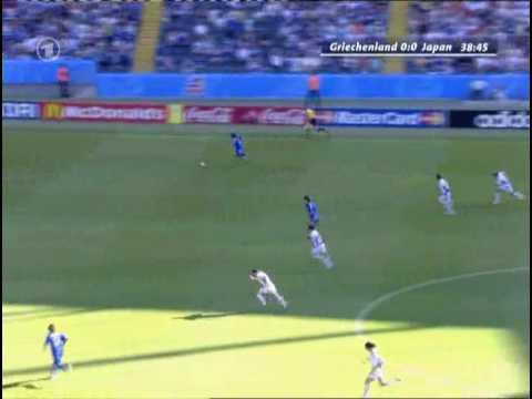 Greece 0-0 Japan.No scored goal 1.avi