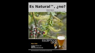 Es Natural™, ¿no? - Álvaro Bayón