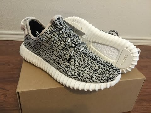 Adidas Yeezy Boost 350 Turtle Dove unboxing and on feet review!
