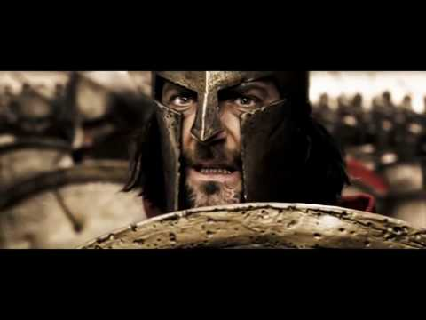 300 Spartans first battle part two