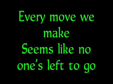 Pretending - Glee (Lyrics)