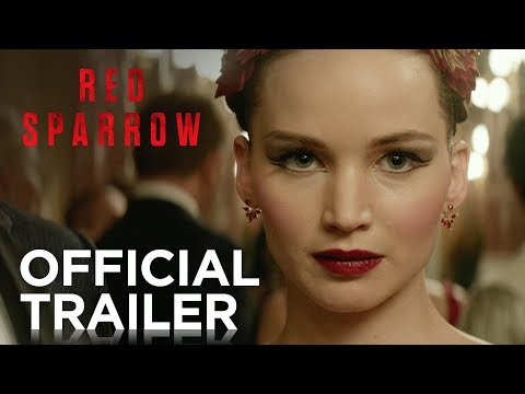 El trailer de Red Sparrow