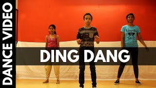 Ding Dang Kids New Dance Choreography | Munna Michael |Chirag Bhatt |Tiger Shroff | Nidhhi Agerwal