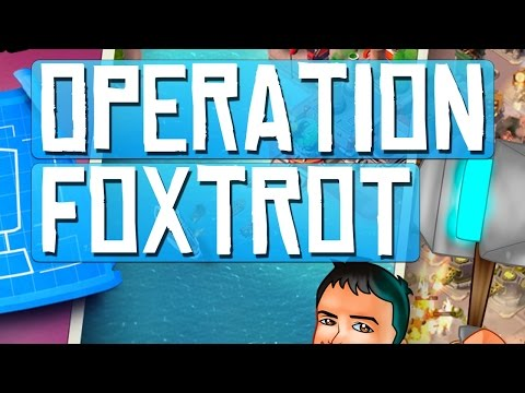 Operation Foxtrot Completed! Boom Beach Operation Recap!