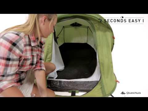 e365b5ef0 Quechua 2 seconds - Repliage - Folding - Plegado - falten