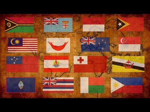 Austronesian Countries' Anthem and Language