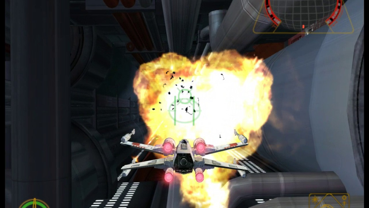 Star Wars Rogue Squadron II: Rogue Leader on Dolphin 5 0