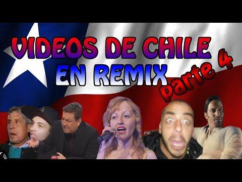 All Chile In Remix 4/ Videos de Chile Parte 4 [Remix Autotune]