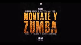 Смотреть клип Darkiel - Montate Y Zumba (Prod By Chalko & Young Hollywood)